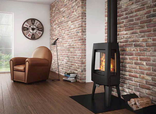 Poêle à bois pil'poêle, économie et plaisir de la flamme, découvrez notre gamme